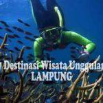 7 Destinasi Wisata Unggulan Lampung