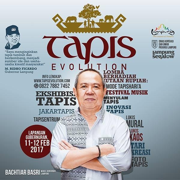 lomba Tapis Evolution - Festival Tapis Lampung - 4