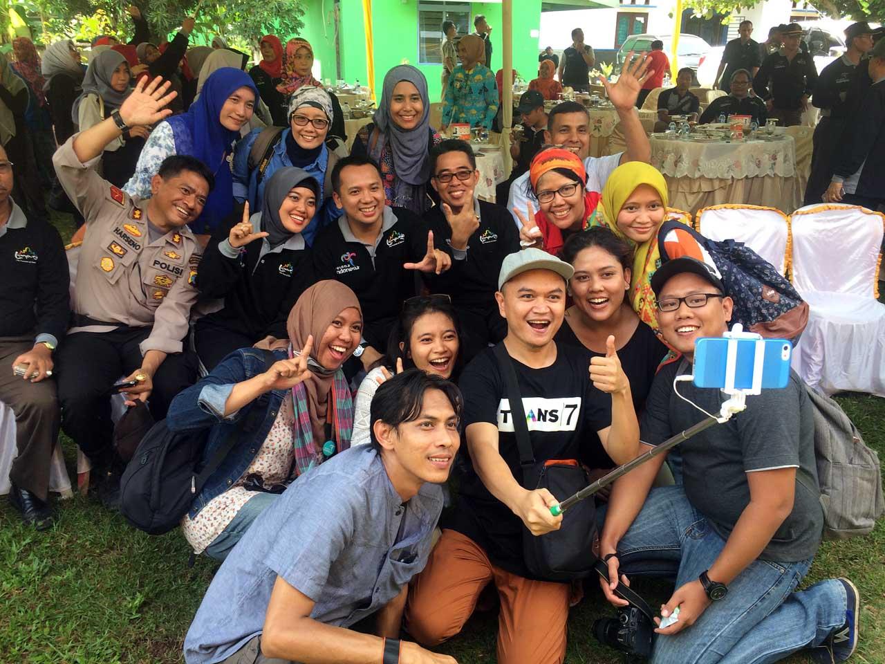 Festival Panen Padi - Wisata Lampung Timur - Yopie Pangkey - 1