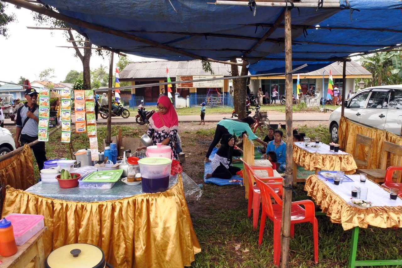 Festival Panen Padi - Wisata Lampung Timur - Yopie Pangkey - 3