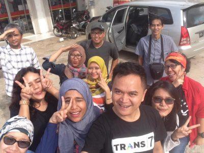 Festival Panen Padi - Wisata Lampung Timur - duniaindra.com - Indra Pradya
