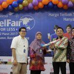 Banyak Promo Menarik di Garuda Indonesia Travel Fair Bandar Lampung