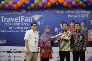 Garuda Indonesia Travel Fair 2017 - GATF 2017 - Gede Setiyana