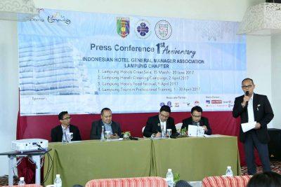 Indonesian Hotel General Manager Association Chapter Lampung - IHGMA Lampung - Yopie Pangkey - 2