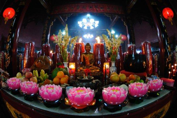 Vihara Thay Hin Bio - Budhi Marta Utama