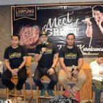Perkenalkan Banana Foster Lampung, Artis Hengki Kurniawan Undang Blogger