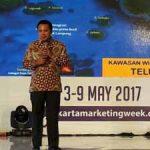 Jakarta Marketing Week 2017: Lampung Bisa Jadi Destinasi Unggulan