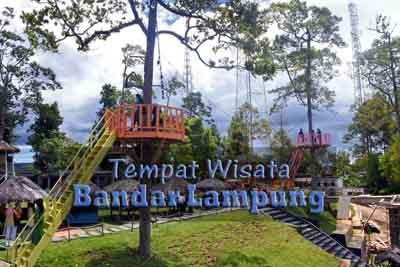 17 Tempat Wisata Di Bandar Lampung Keliling Lampung
