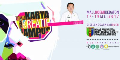 Temu Karya Insan Kreatif - Dinas Pariwisata Provinsi Lampung - 1
