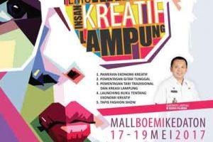 Temu Karya Insan Kreatif - Dinas Pariwisata Provinsi Lampung - 3