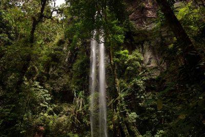 air terjun bukit duduk - wisata way kanan - yopie pangkey - keliling lampung - 1