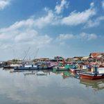 Pulau Pasaran di Bandar Lampung