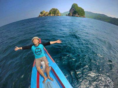pulau wayang - masteguh78 - spot foto di lampung