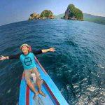 Pulau Wayang, Pulau Cantik di Lampung