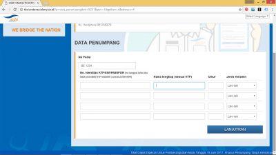 tiket online penyeberangan merak bakauheni - asdp - 4