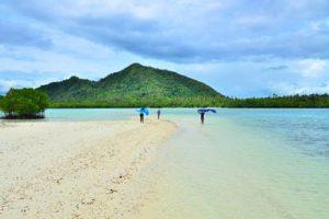 wisata pulau pahawang - pahawang island lampung