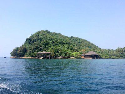 wisata pulau pahawang - pahawang kecil - yopie pangkey