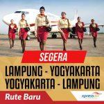 Xpress Air Bakal Terbangi Lampung Jogja