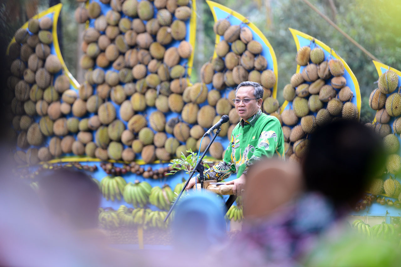 Festival Durian 2017 - Lampung - Yopie Pangkey - 3