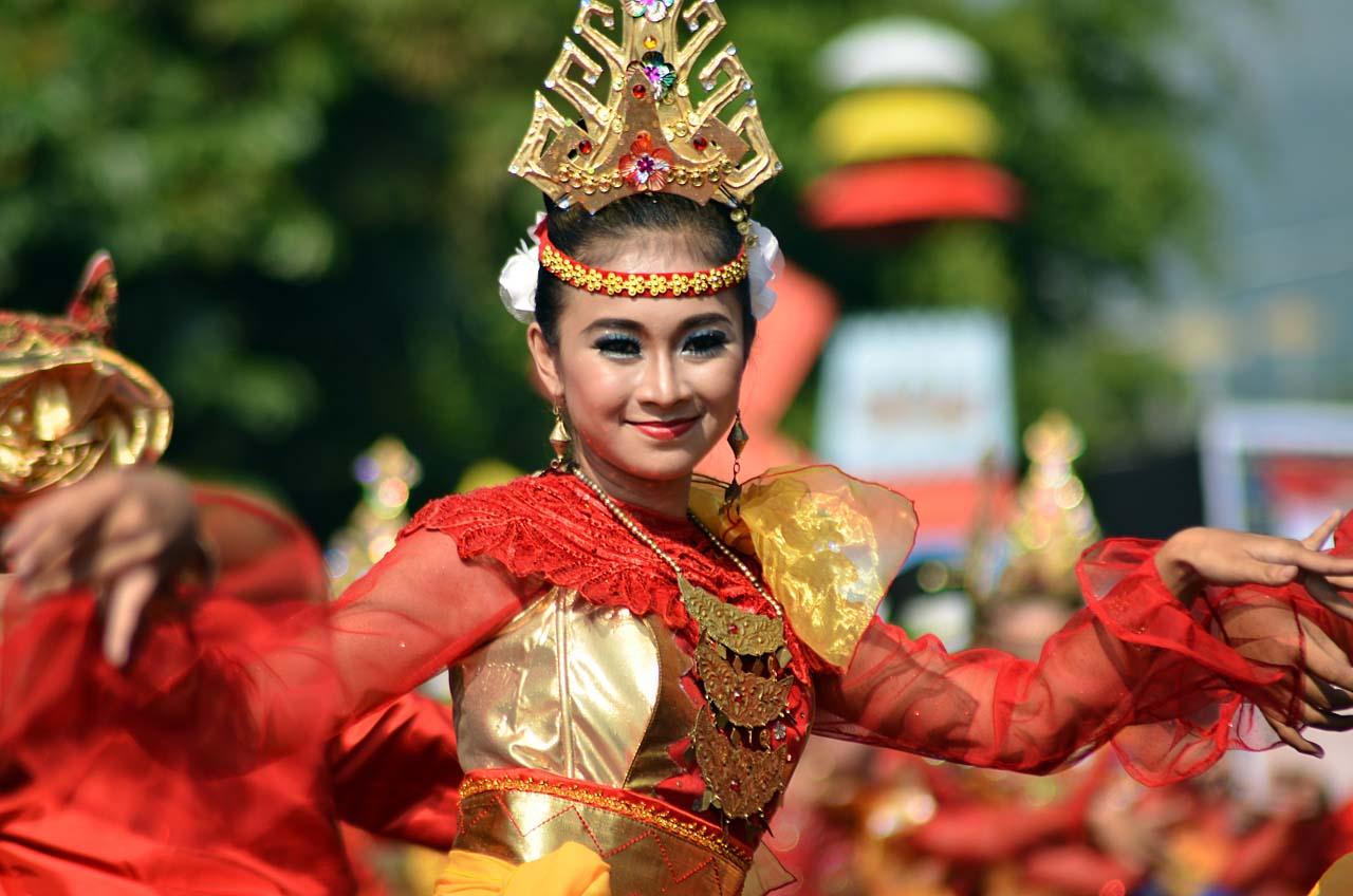 Persiapan Festival Krakatau 2017 - Keliling Lampung - Yopie Pangkey