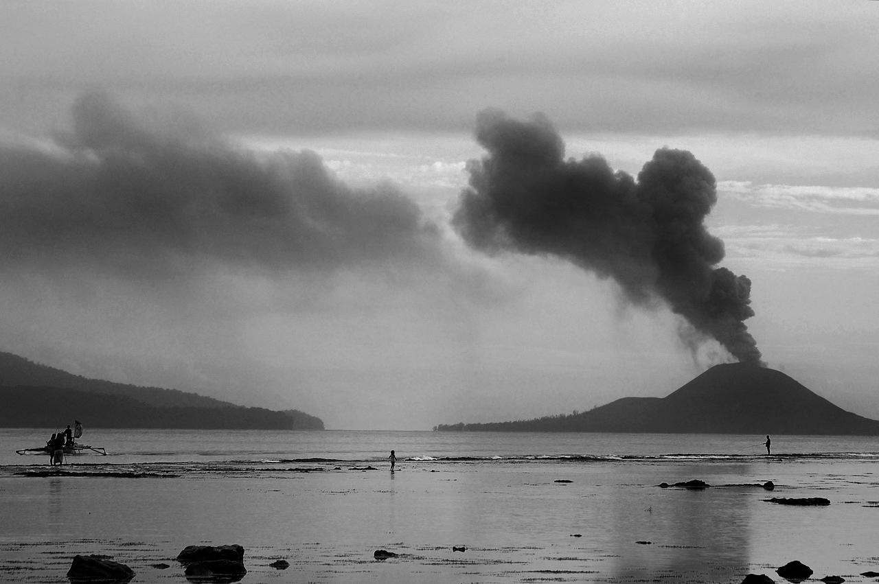 Gunung Anak Krakatau - obyek wisata di lampung - keliling lampung - yopie pangkey