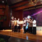 Menpar Arief Yahya dan Gubernur Ridho Ficardo Launching Lampung Krakatau Festival 2017