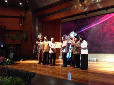Launching Lampung Krakatau Festival 2017