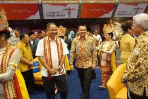 Launching Lampung Krakatau Festival 2017 - pariwisata lampung