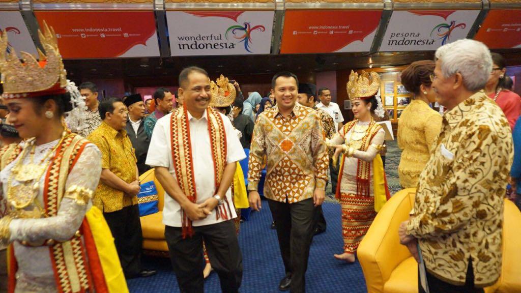 Launching Lampung Krakatau Festival 2017 - pariwisata lampung 2017