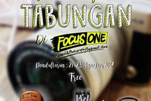 cicil kamera tanpa bunga - toko kamera online terpercaya - Focus One Indonesia