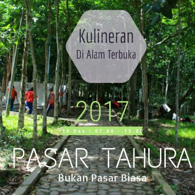 Pasar Tahura - Generasi Pesona Indonesia - Genpi Lampung - 1