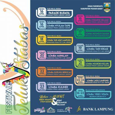 Festival Teluk Stabas 2018