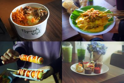Lotus Food Hall - tempat makan enak di bandar lampung- yopie pangkey