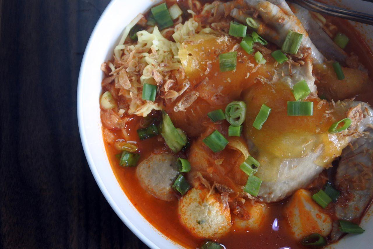 Lotus Food Hall - tempat makan enak di bandar lampung - yopie pangkey - 6
