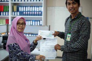 Bukit Asam Unit Tarahan Beri Dukungan Klub Swadaya Supporter SS Lampung FC