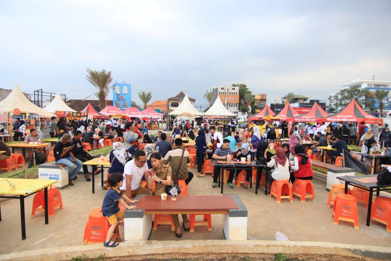 Festival Kanikan - Lampung Krakatau Festival 2018