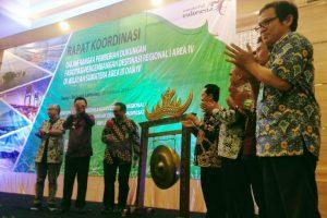 Rakor Pengembangan Destinasi Area Sumatera III dan IV - Lampung - 1