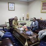 "Gubernur Lampung: ""Ayo Ramaikan Lalang Waya Market"""