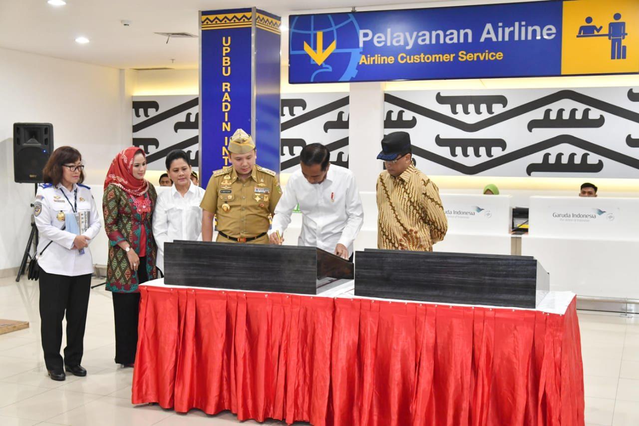 Bandara Internasional Radin Inten II - Penerbangan Internasional - 5