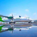 Penerbangan Citilink: Halim – Lampung – Palembang – Padang