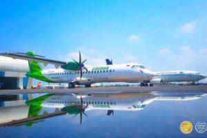 Citilink penerbangan langsung Jakarta Halim - Lampung, Lampung - Palembang, dan Palembang - Padang