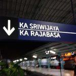 Jadwal Kereta Lampung Palembang Lengkap, Ekonomi Bisnis Eksekutif