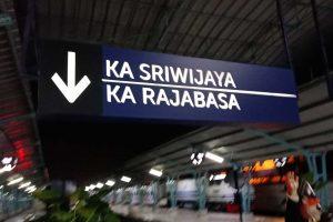 Jadwal Kereta Lampung Palembang - Harga Tiket Kereta
