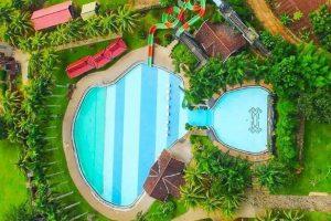 Kampoeng Wisata Tabek Indah Resort Natar Lampung