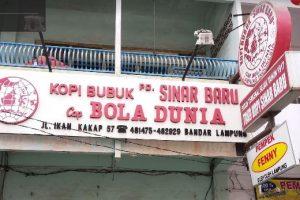 Kopi Sinar Baru Bola Dunia Lampung - Willy Sukianto - 2