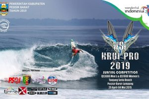 Krui World Surfing League 2019 - Pesisir Barat - Lampung