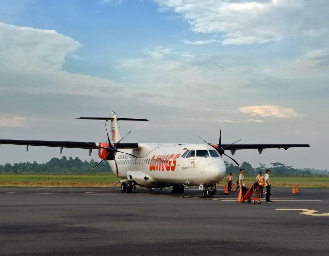 Pesawat Lampung Palembang