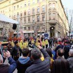 Seni Budaya Lampung Hadir di Tengah Kota Zagreb Kroasia