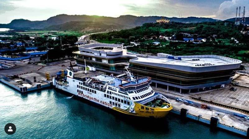 Kapal Laut Eksekutif Merak Bakauheni