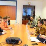 Gubernur Lampung Mantapkan Kerjasama Sains dan Pendidikan dengan Negara Kroasia